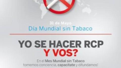 Día Mundial Sin Tabaco 2017