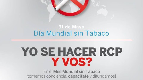 Día Mundial Sin Tabaco 2018: Tabaco y cardiopatías