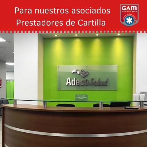 ABM Cartilla! ADECO – Consultorios y centro de rehabilitación