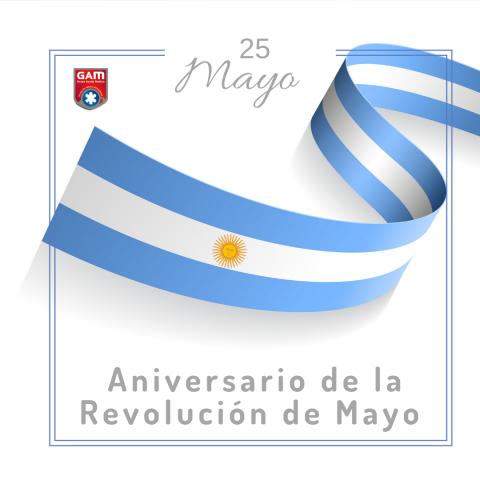 Aniversario de la Revolución de Mayo