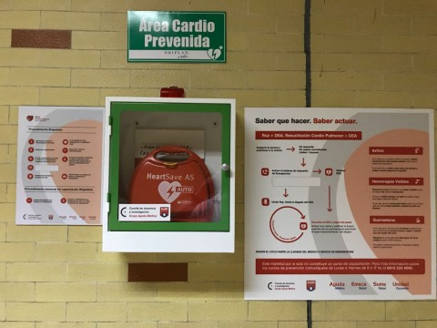 Certificacion de Areas CardioSeguras