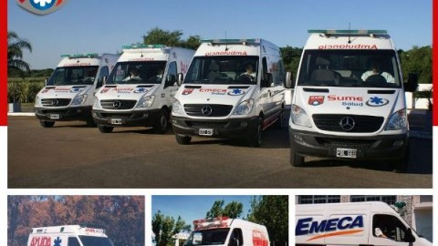 En el año 1984 Unidad Coronaria Movil Quilmes daba comienzo a la medicina pre hospitalaria en la Argentina, 35 años al servicio de la salud.