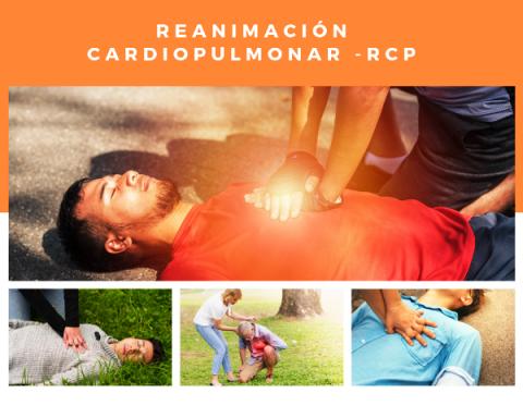 Reanimación Cardio Pulmonar -RCP-