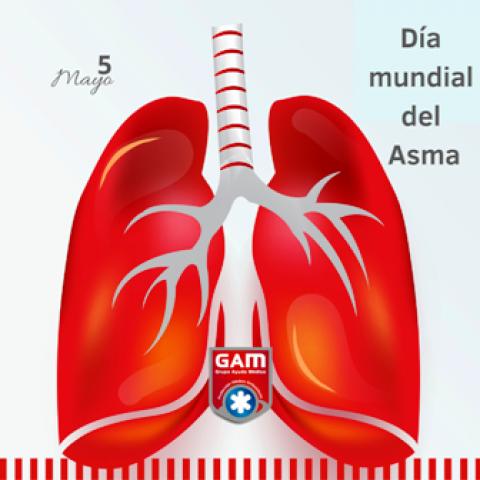 """""""Día Mundial del Asma"""""""