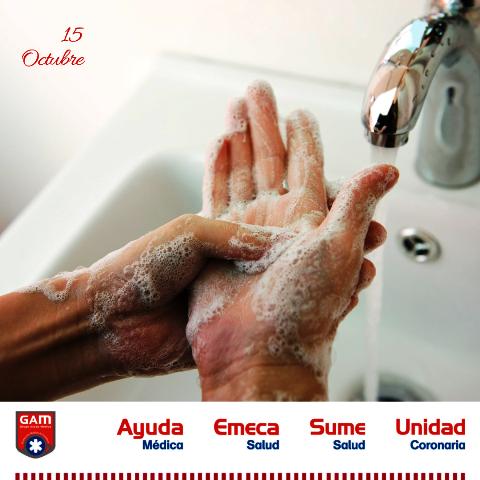 El Día Mundial del Lavado de Manos