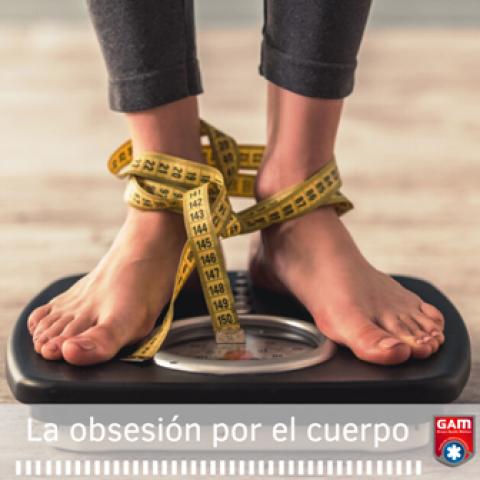 La obsesión por el cuerpo