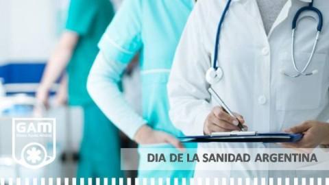 Día de la Sanidad Argentina