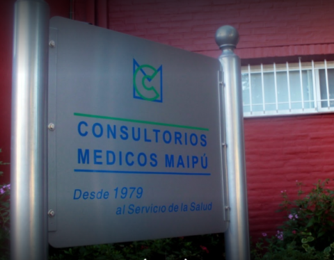 ABM Cartilla! Uno de nuestros prestadores: CONSULTORIOS MEDICOS MAIPU S.A
