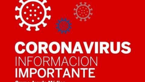 Información ONLINE COVID-19