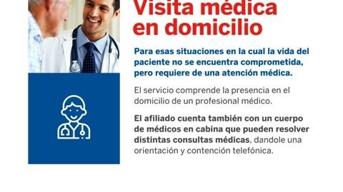 Visita Medica Domiciliaria