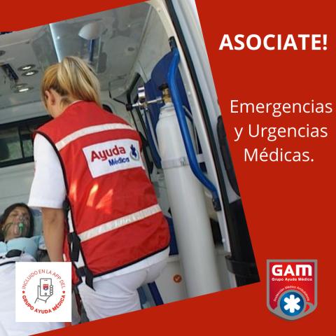 EMERGENCIA Y URGENCIA MEDICA!
