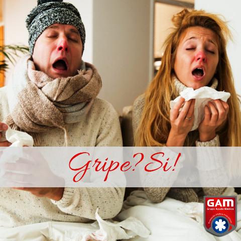 ¿Qué es la Gripe?