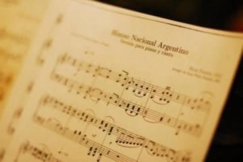 Día Nacional del Himno argentino