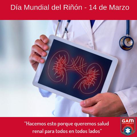 Día Mundial del riñon