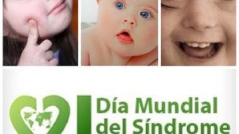 Día Mundial del Síndrome de Down.